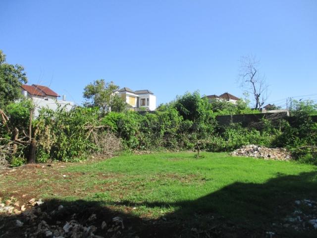 Tanah / Land with quiet area closed to Banyan Tree Ungasan at Bukit Jimbaran, Badung, Bali, Ungasan, Badung