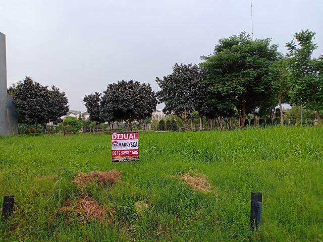 kavling Greenlake city gandeng, Green Lake City, Jakarta Barat