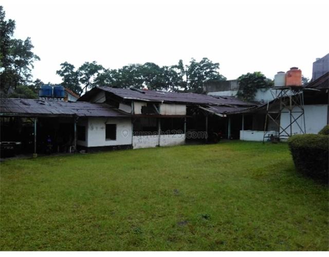 tanah  di bandung tengah, Bandung Wetan, Bandung