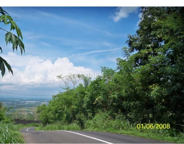 Tanah menghadap jalan raya dan bisa dilalui alat berat, dump truk dll. di Pasuruan, Tutur, Pasuruan