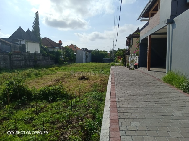 Leasehold Land In Berawa Near Finn Recreation Club, Canggu, Badung