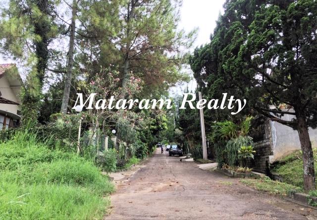 Tanah Kavling Berbagai Ukuran di Komplek Elit Pondok Hijau, Bandung Utara -  Luas Mulai 100 m2 s.d 1000  m2, Siap Bangun, Geger Kalong, Bandung