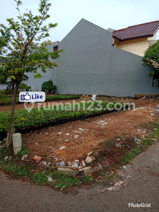 Tanah Kavling Hoek di Metro Permata Uk. 224 m2 (14x16) Metro Permata Tangerang Termurah!!!!, Metro Permata, Tangerang
