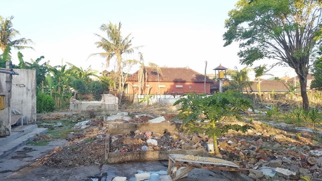 [UNDER MARKET VALUE] COVID 19 OFFER ! Perfect Plot 4700m2 For Lease in Central Kuta, Kuta, Badung