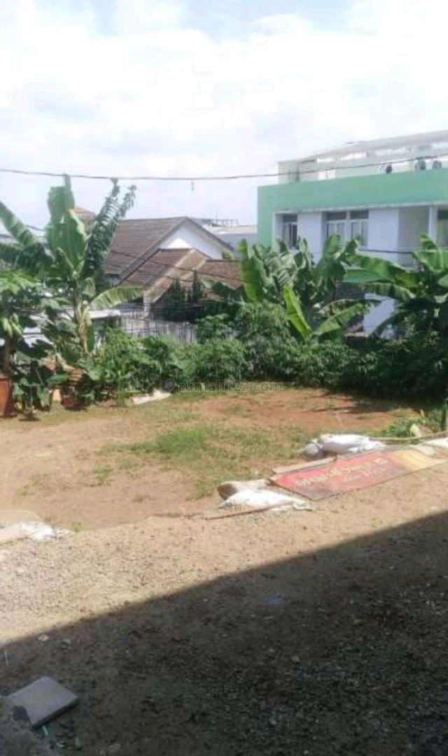 TANAH COCOK DIBANGUN KOS-KOSAN DEKAT UNPAR CIUMBULEUIT BANDUNG, Cipaganti, Bandung