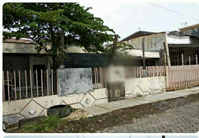 rumah bangunan lama, tanah mas, semarang