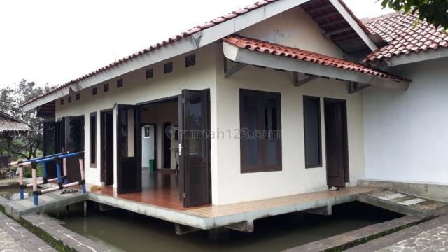 tanah murah bonus villa, tamansari, bogor