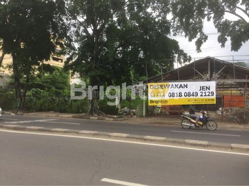 Strategis!! Tanah 1850m Hadap Jl.Pos Pengumben & Rumah Hadap Pos Pengumben Lama, Pos Pengumben, Jakarta Barat