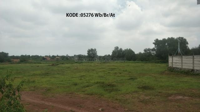 KODE :05267(Wb/Br/At) Kavling Cikarang, Zona Industri Luas 22.000 Meter, Cikarang, Bekasi
