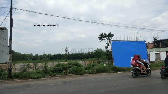 KODE :09677(Wb/Br/At) Kavling Cikarang, Luas 26.249 Meter, Cikarang, Bekasi