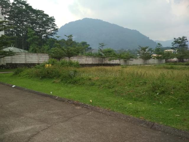 Kavling sentul city view pegunungan 10 menit exit tol sentul selatan, Sentul City, Bogor