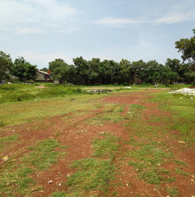 termurah tanah luas 10.000m2, SHM, cocok untuk Gudang, Jakarta Barat, Cipondoh, Tangerang