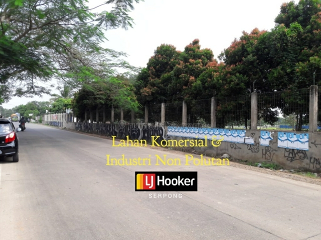 LAHAN INDUSTRI MURAH SIAP PAKAI, Curug, Bogor