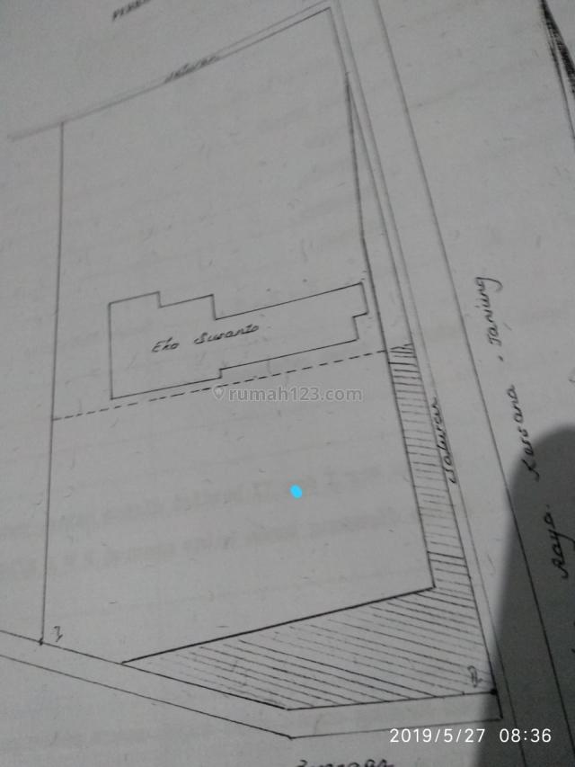 Tanah di Daerah Kersana Ex Pabrik Depan Jalan Tol, Kersana, Brebes