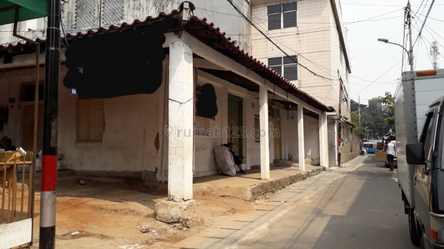 tanah luas 400 m2 shm di kawasan bisnis terbesar di asia, tanah abang, jakarta pusat, tanah abang, jakarta pusat