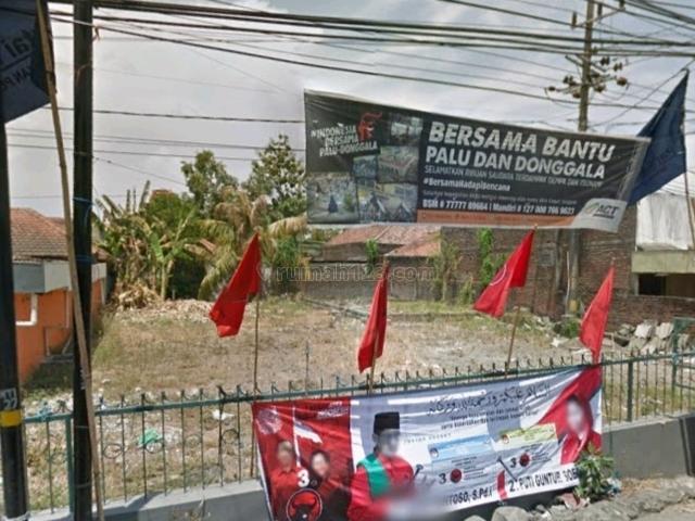 PBDB Tanah Bagus Murah Nol Jalan Menganti Wiyung, Menganti, Surabaya