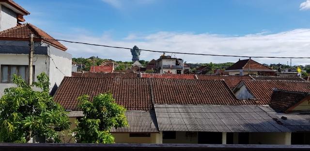 Tanah Murah Plus Rumah/Villa 2 lantai di Jimbaran, Bali, Jimbaran, Badung