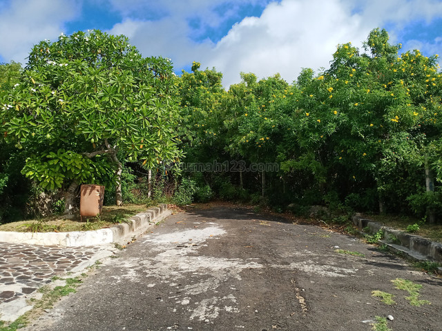 736 Sqm Land For Sale Located in The Most Iconic Spot with Amazing View, Jimbaran, Badung