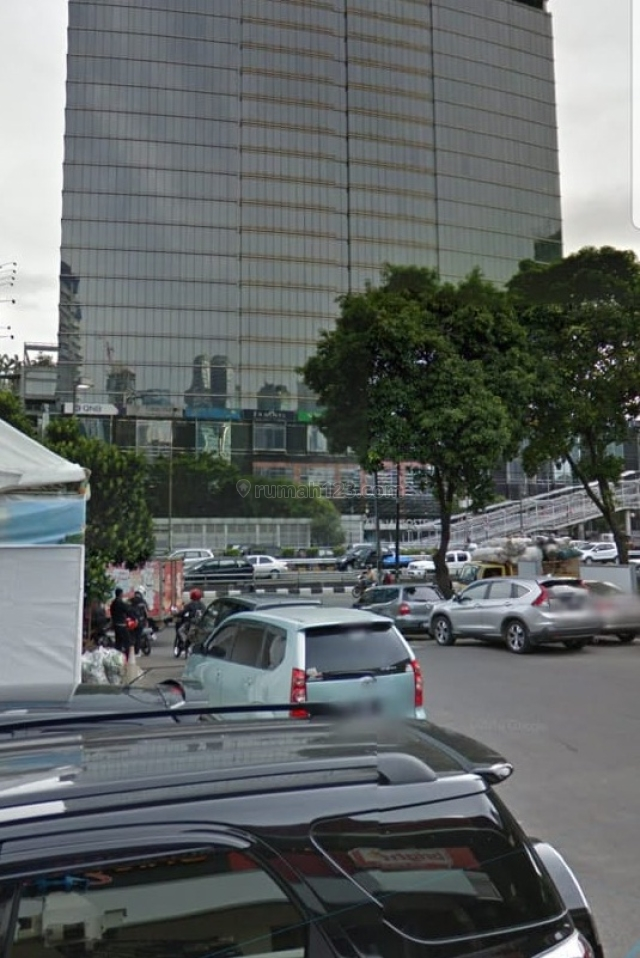 Tanah di Jalan Gatot Subroto Jakarta Selatan. SHM, Luas 4145 m2. Harga Nego, Gatot Subroto, Jakarta Selatan