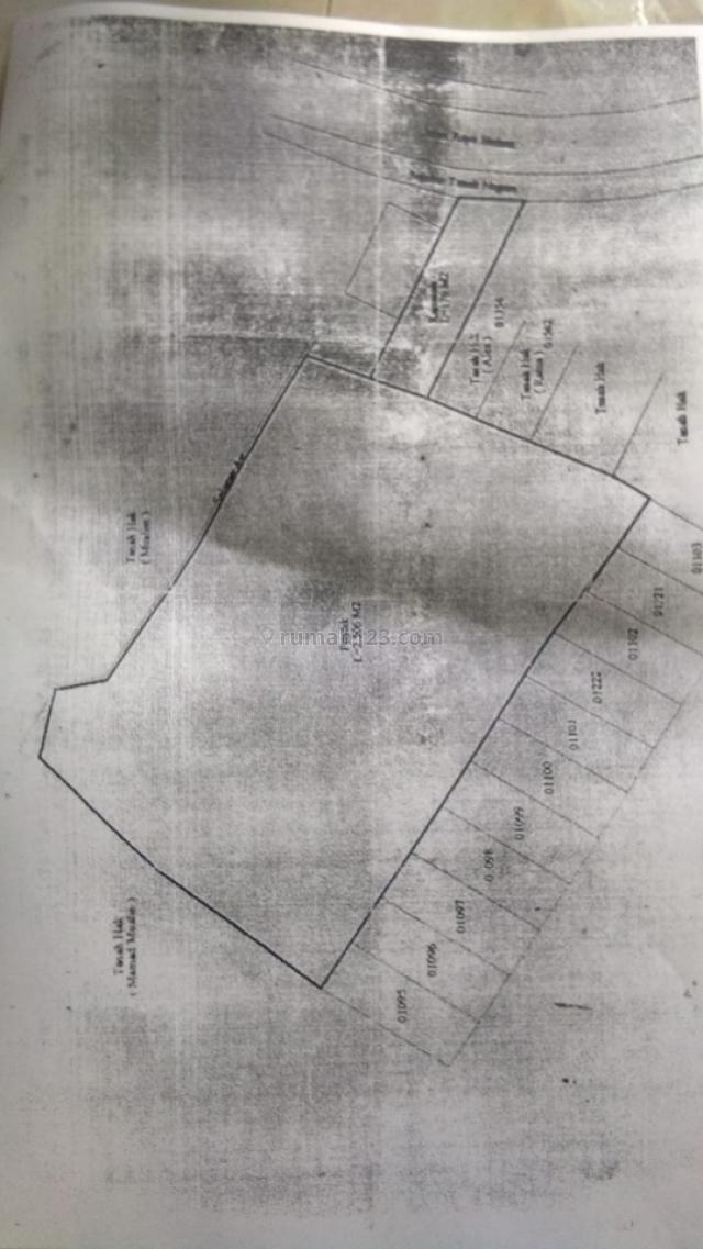 Tanah industri area menganti, Menganti, Surabaya