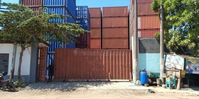 Gudang Murah Jalan Raya Kalimas Timur, Pabean Cantikan, Surabaya