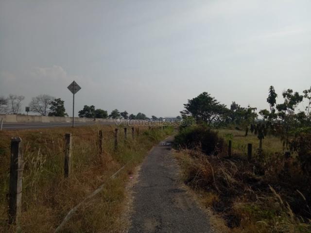 Tanah di Daerah Kersana Dekat Tol, Kersana, Brebes