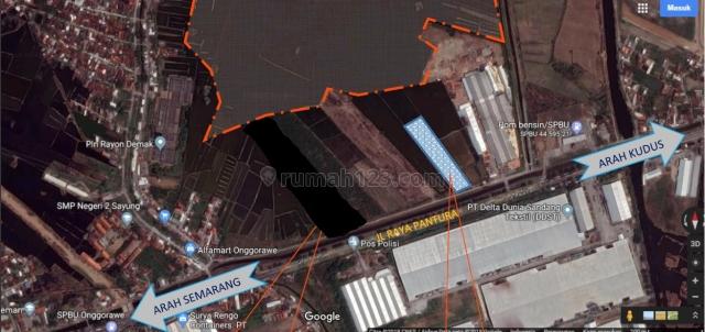 Tanah Ds Loireng - Sayung, Sayung, Semarang