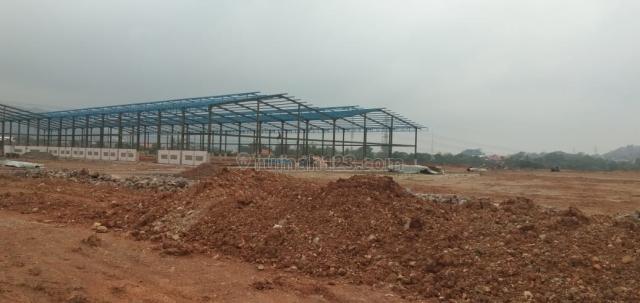 tanah murah untuk kawasan industri di bawen, Bawen, Semarang