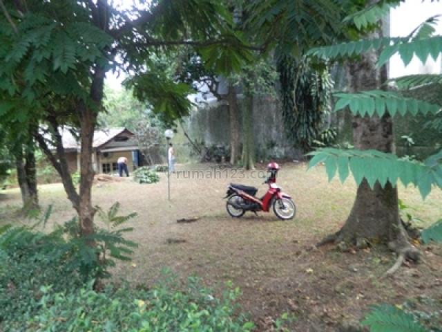 Tanah Kotak Cocok Untuk Town House di Dalam Komplek 24 Jam Security, Pondok Labu, Jakarta Selatan