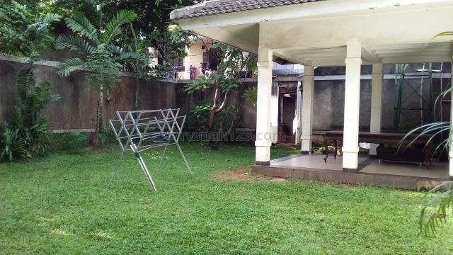 Rumah tua Hitung Tanah di Cipete,bebas banjir,strategis,cocok utk hunian/Kost2an,dkt Kemang Village,Cipete Jakarta Selatan, Cipete, Jakarta Selatan