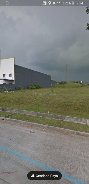 Tanah Kavling Industri/pergudangan Delta Silicon 3 - Lippo Cikarang, Cikarang, Bekasi