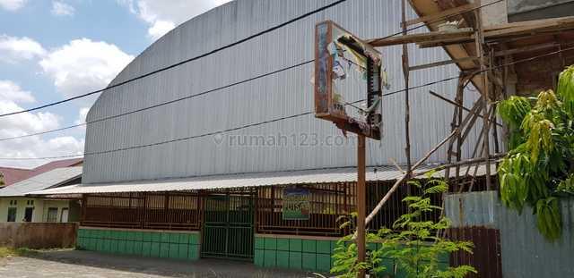 Tanah ex Lapangan futsal, Tampan, Pekanbaru