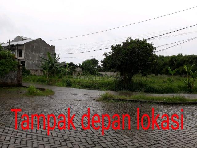 Tanah Parigi Bintaro, lokasi strategis cocok untuk cluster, Parigi, Tangerang