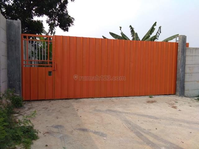 Tanah 3500 m2 di Legok sudah dipagar keliling dekat LG, Legok, Tangerang