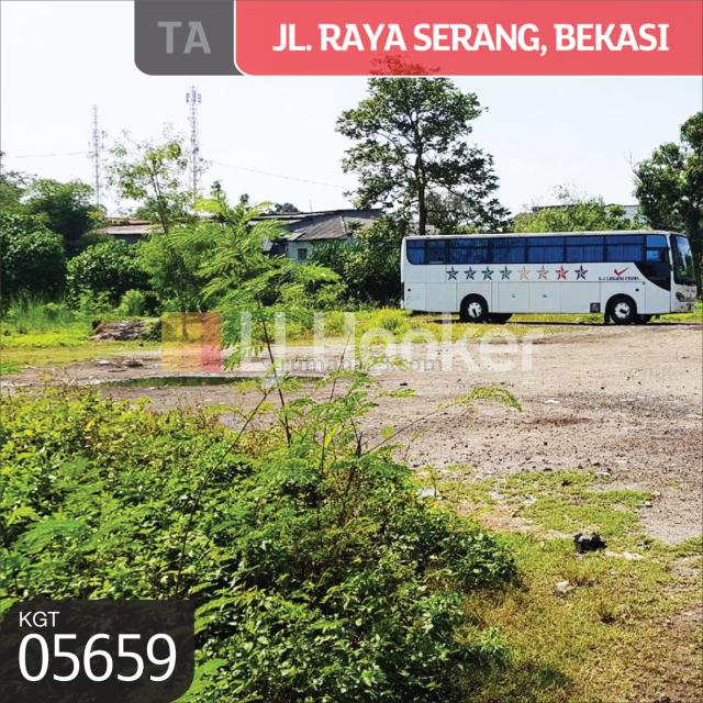 Kavling Jl. Raya Serang, Cibarusah Raya, Bekasi, Jawa Barat, Bekasi, Bekasi