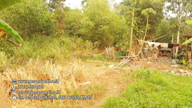 Tanah Jln Husin Basri Kelurahan Sukamulya Sematang Borang Palembang, Sematang Borang, Palembang