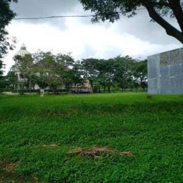 Tanah Citraland Raffles Garden, Citraland, Surabaya