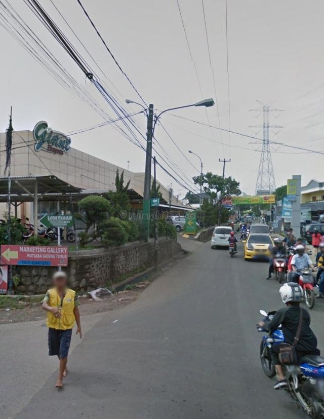 TANAH & BANGUNAN PONDOK TIMUR, Mustikajaya, Bekasi