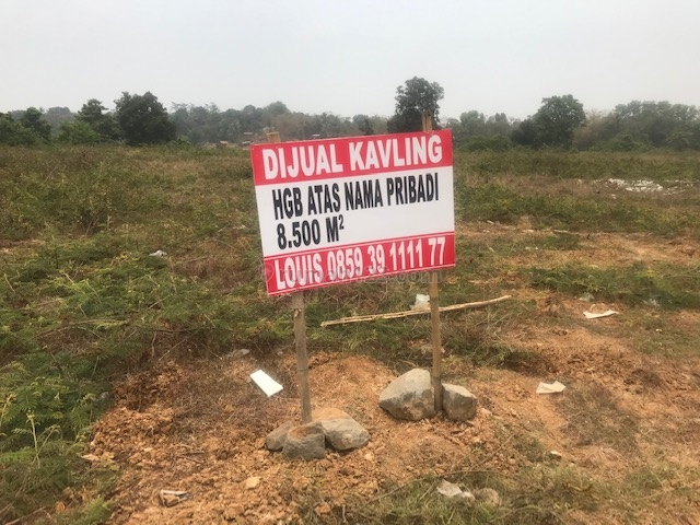 Tanah industri Millenium Cikupa, Cikupa, Tangerang