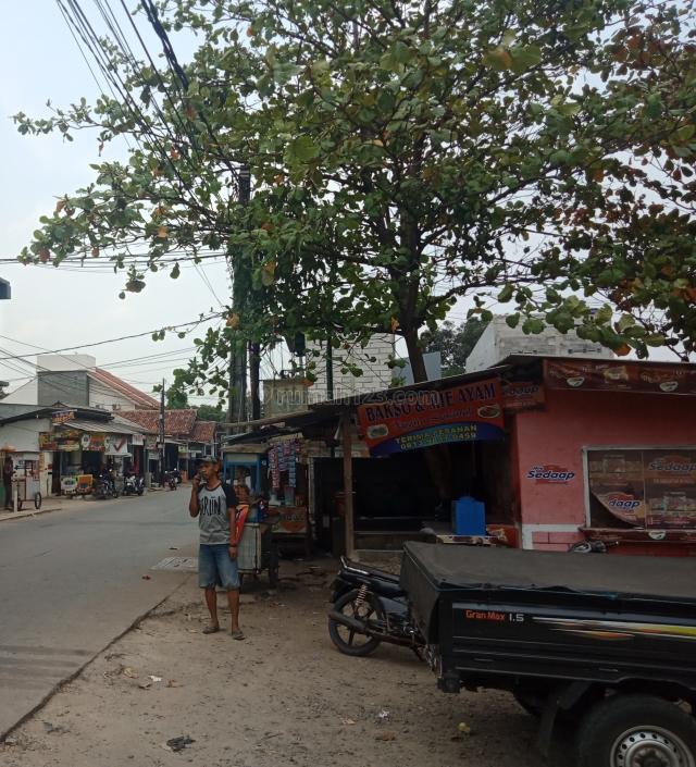 Tanah Strategis Pinggir Jalan di Jatiranggon Dekat Toll Jatiwarna dan Cibubur, Jatiranggon, Bekasi
