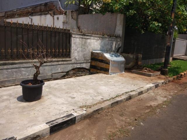 Tanah matang siab di bangun, Duren Sawit, Jakarta Timur