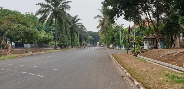 Murah...Kavling Siap Bangun di Jalan Utama Puri Bintaro, Sektor 9, Bintaro, Tangerang