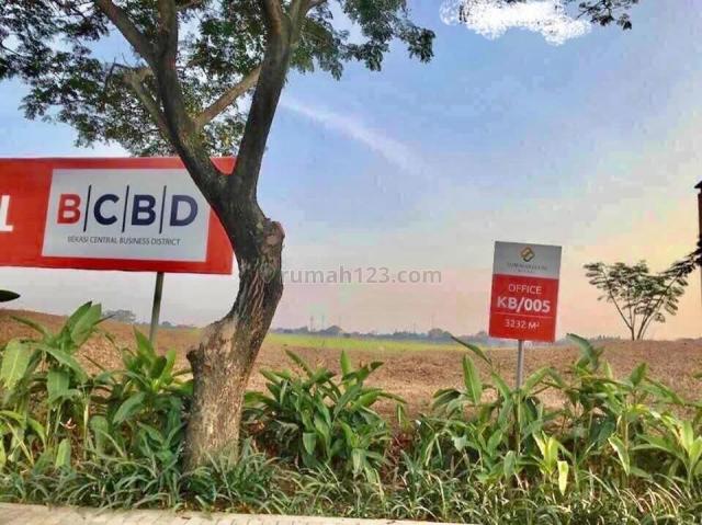 Kavling Summarecon Bekasi LT 3232m2 Seberang SMB Peruntukn Office Building Perbankn, Bekasi Barat, Bekasi
