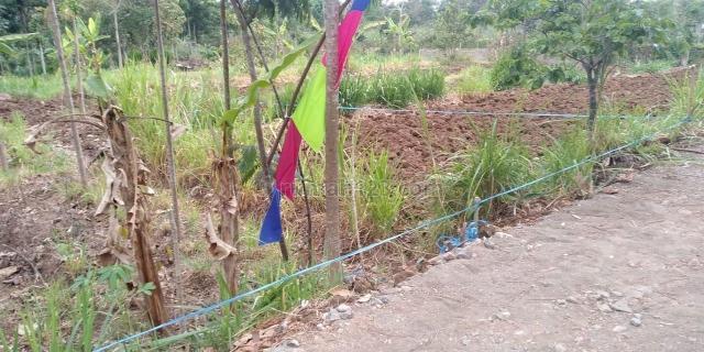 Tanah kavling strategis murah siap bangun di Jalibar Batu, Batu, Malang