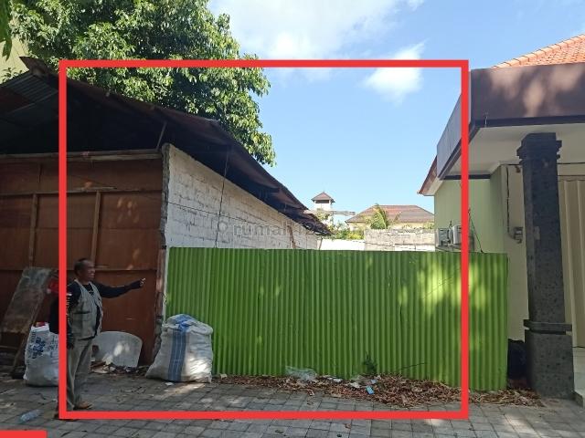 Tanah lokasi pinggir jalan Utama Kendedes  Kuta, Kuta, Badung