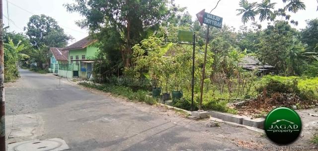 Tanah Dalam Ringroad dekat UMY ( AR 226 ), Kasihan, Bantul
