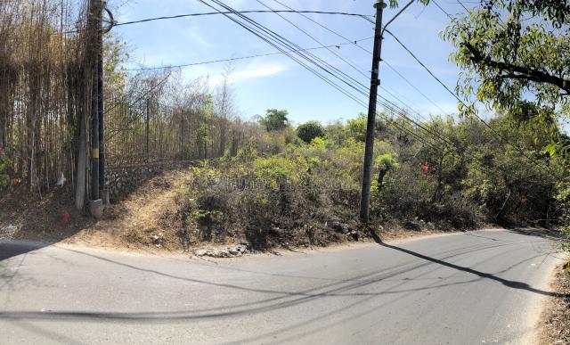 Tanah/Land with Beautiful Position at Goa Gong Temple, Jimbaran, Bali, Goa Gong, Badung