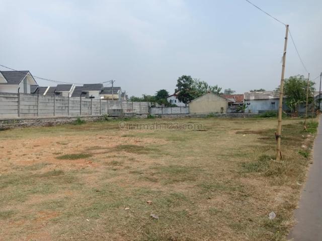 Tanah siap bangun cocok untuk kontrakan, Curug, Tangerang