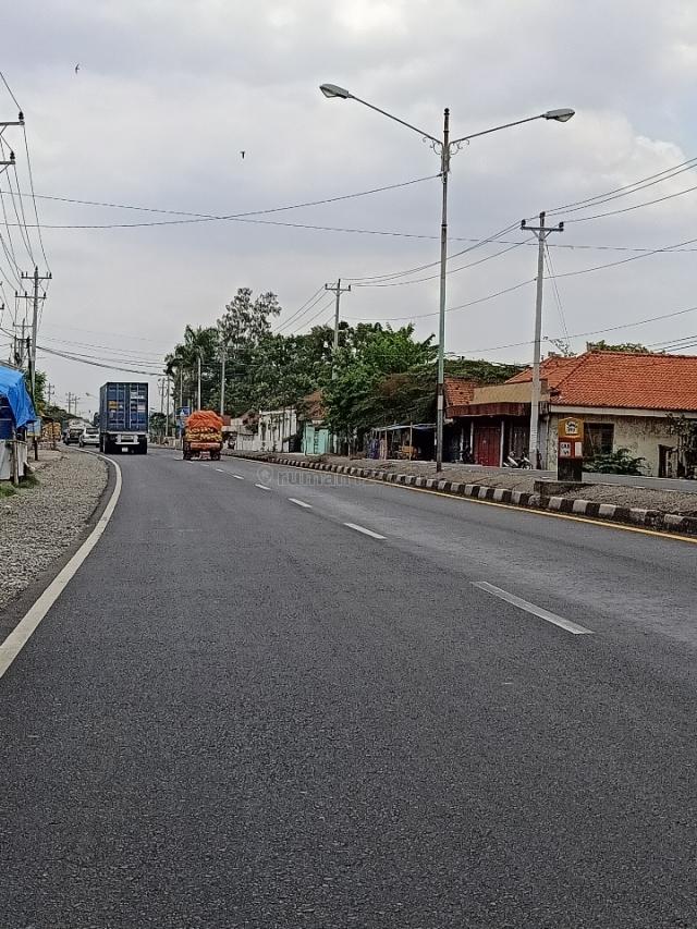 Tanah pinggir jalan raya Tanjung Brebes, daerah industri dan kawasan pabrik., Tanjung, Brebes