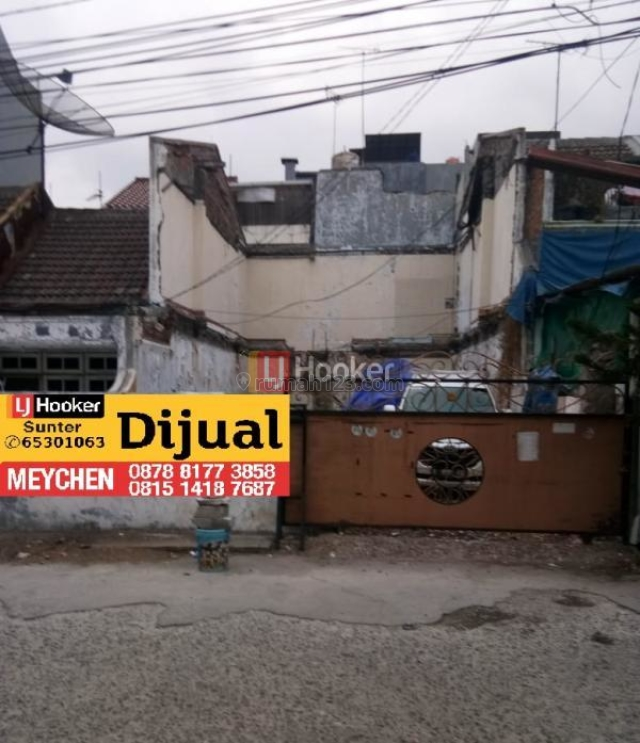 Tanah Strategis Agung Barat, Sunter, Jakarta Utara
